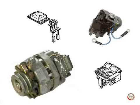 Назначение работа и устройство генератора