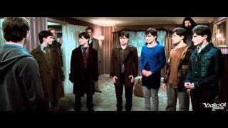 Трейлер первого фильма «Гарри Поттер и Дары смерти»
