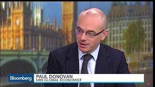 Paul Donovan: IMF Global Forecast Is 'Largely Nonsensical'