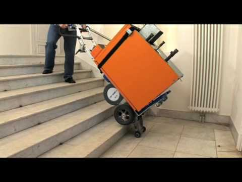 New Invention Upcart Stair Climbing Folding Cart That S