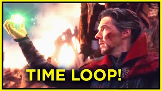 Avengers Endgame TIME LOOP THEORY (Doctor Strange's Plan)