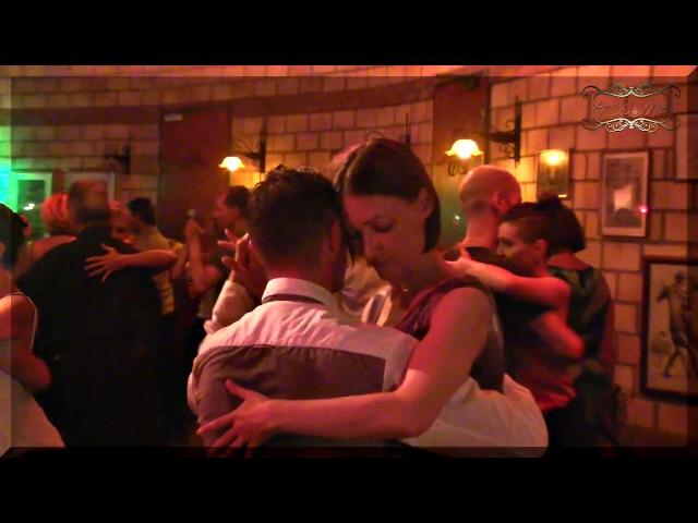Zurich,  milonga La Noche de Garufa en Club Silvando, tango en Suiza
