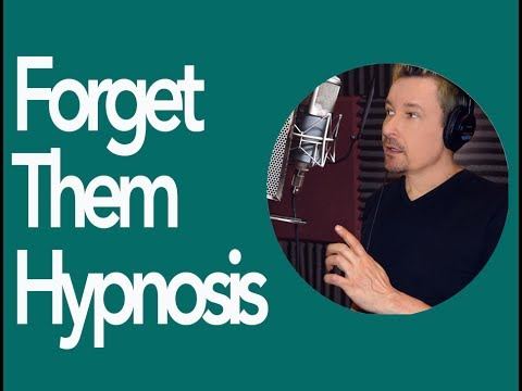 Forget Them Now! (The Hypnotic Bad Relationship Memory Eraser)  Hypnosis Audio by Dr. Steve G. Jones