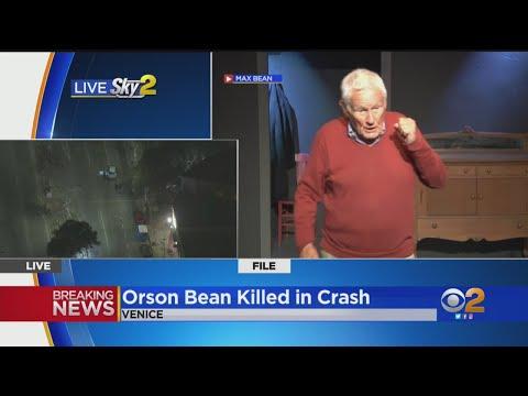 Actor Orson Bean Killed In Venice Crash