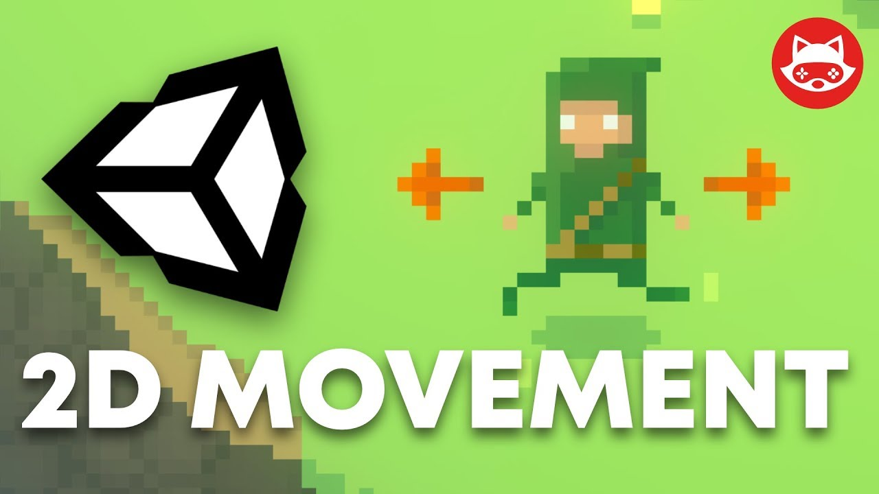 Unity Character Movement And Animation In 2d With Sprite