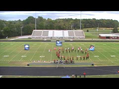 Hancock County High School Band 10.7.17
