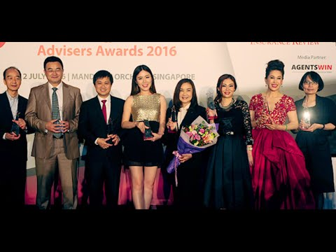 1st Asia Trusted Life Agents & Advisers Awards