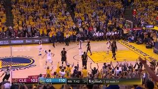 Quarter 4 One Box Video :Warriors Vs. Cavaliers, 6/11/2017