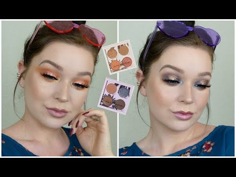 NEW ABH Collection   Sunset & Daytime   2 Looks!