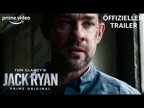 Verschwörung in Venezuela | Jack Ryan | Offizieller Trailer 1 | Prime Video DE