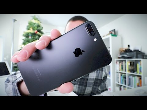 Thumbnail: Unboxing & Setting Up My iPhone 7 Plus (128GB Black)