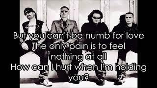 U2 A Man And A Woman Lyrics