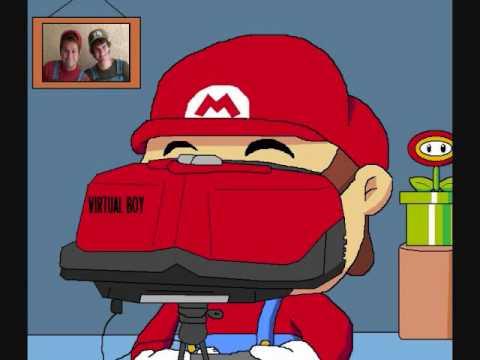 Virtual Boy Mario
