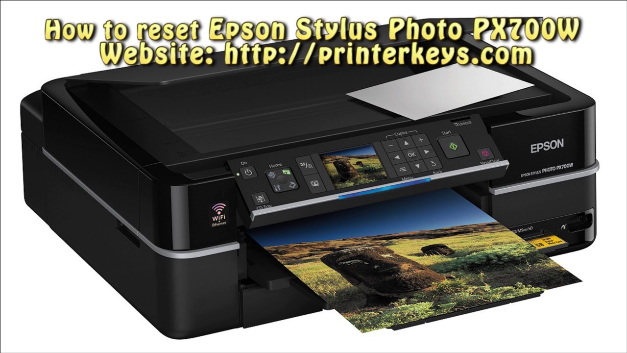Free Download Epson TX121 Resetter