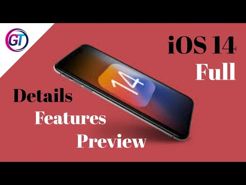 iOS 14-Top New Features-WWDC-2020 Apple WWDC-2020 highlights #WWDC2020 #iOS14