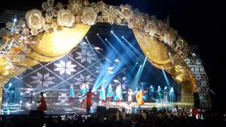 Злата Огневич Кукушка Палац Україна 28 марта 2017 года Феерическое шоу