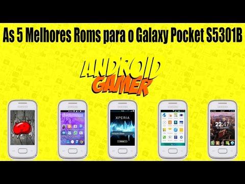 As 5 Melhores Roms para o Galaxy Pocket S5301B (PLUS) [2015]