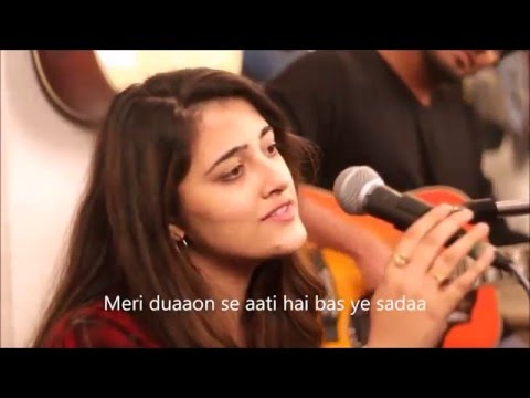 JANAM JANAM With LYRICS –   Nupur Sanon ft Twin Strings