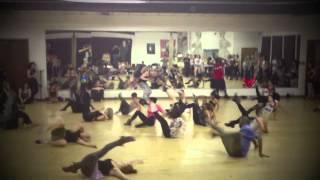 Janet Jackson Throb 2012 - Brian Friedman Choreography
