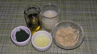 Маска замедляет процессы старения кожи, разглаживает морщины, подтягивает овал! Рецепт