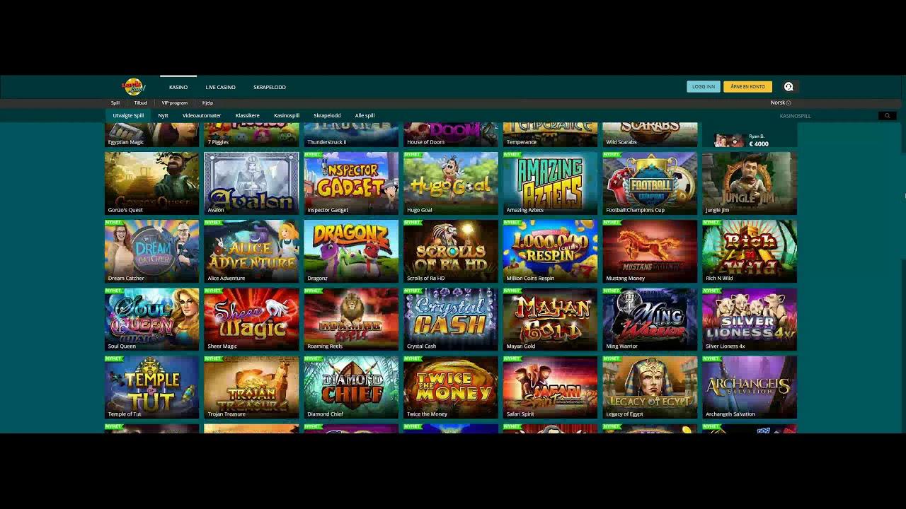 casino bonus beste