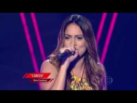 Larissa Mello canta 'Cabide' em Audição no 'The Voice Brasil' - Audições | 4ª Temporada