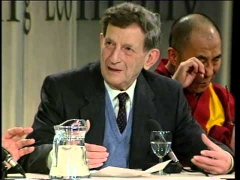 Art Meets Science & Spirituality in a Changing Economy (Dalai Lama, David Bohm, ...) 1/5