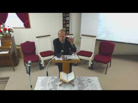 ''Who Is this King of Glory'' 3/24/18 1Bob Bockmann