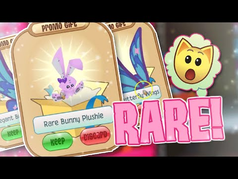 NEW RARE ITEMS IN ANIMAL JAM!