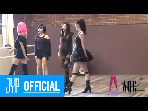 MV Making miss A Bad Girl Good Girl from BAD BUT GOOD