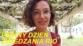 SNOOP DOGG, OGRODY, MAŁPY i ŻÓŁWIE - zwiedzam Rio