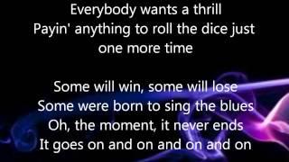 Don't Stop Believin' Lyrics