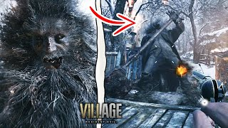 Resident Evil 8 Village - What Happens if You Kill Urias During the First Lycan Attack?