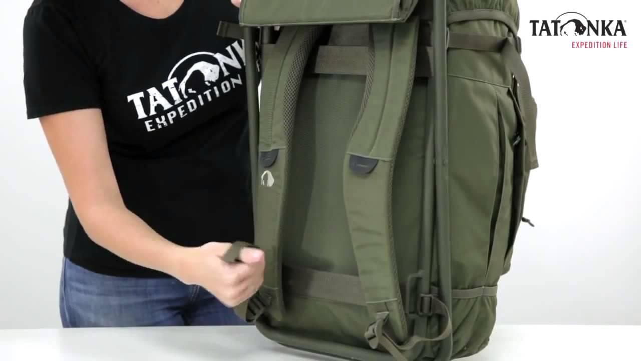 Обзор рыболовного стула-рюкзака Tatonka Petri Chair - YouTube 0a97dbc6159