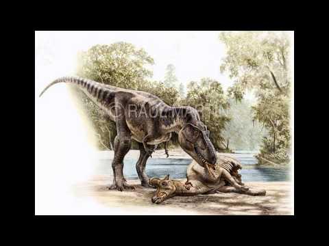 My Theropoda Dinosaurs Tribute
