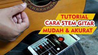 Cara Stem Gitar Dengan Aplikasi Android