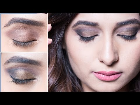 Eyeshadow Makeup Tutorial For Beginners