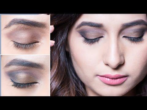 Eyeshadow Makeup Tutorial For Beginners
