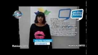 Malena Ramirez - Linguatec Aguascalientes