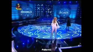 Daniela Pimenta interpreta Ágata em A Tua Cara Não Me É Estranha ( TVI )