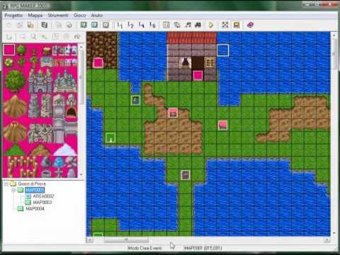 TUTORIAL AVANZATO ~ RPG MAKER - Creare un Veicolo di Terra
