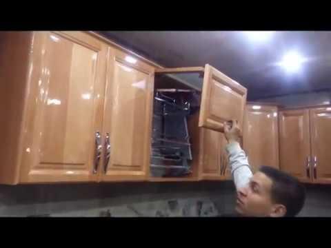 cuisine bois hetre youtube