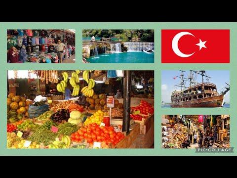 Türkei Side / Antalya  Bester Basar Manavgat