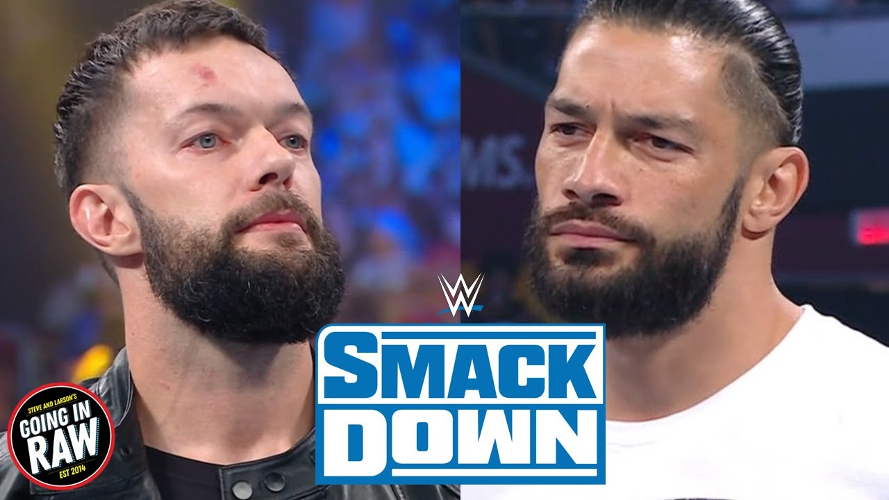 Finn Balor Challenges Roman Reigns After Cena Is DENIED   WWE Smackdown Review & Results