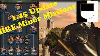 EUIV: 11 HRE Minor Missions