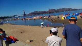 Пляж Сан Франциско