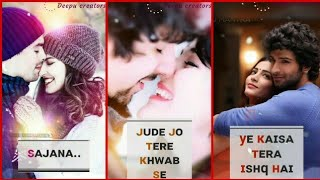 Jude jo tere khwab se full screen status /// Full screen love status