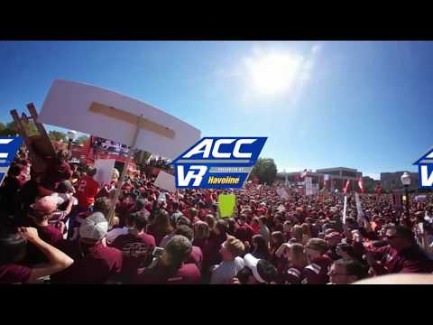 Virginia Tech: Gameday Atmosphere