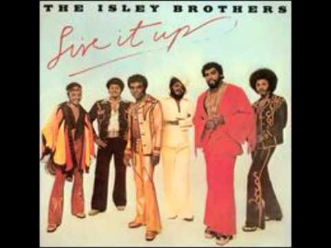 THE ISLEY BROTHERS   HELLO IT'S ME