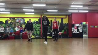 DANCEHALL CHOREOGRAPHY | UNDER THE INFLUENCE - CHRIS MARTIN